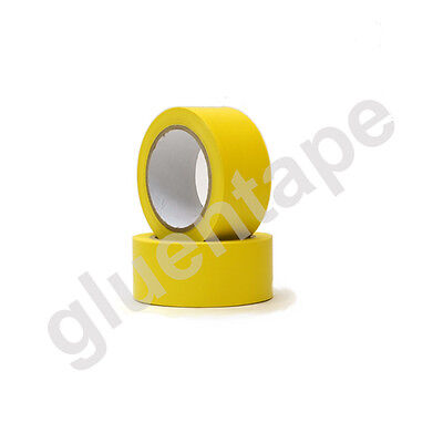 Vinyl Floor Safety Marking Tape 2 Inch X 36 Yards 5mil Pvc Yellow 1 Roll