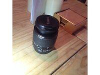 18-55 MM cannon lens