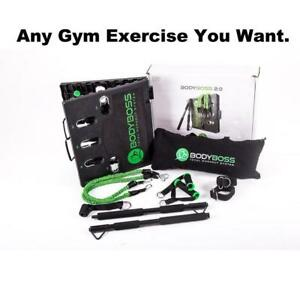 Body Boss 2.0 Total Home Gym