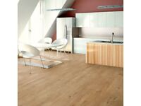 only 14pks of this left and at this Bargain Price, Sherwood Oak Laminate, FREE Underlay