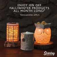 Scentsy, host, party, shop!! 10% off this month.