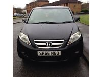 HONDA FR-V ESTATE FULL YEARS MOT
