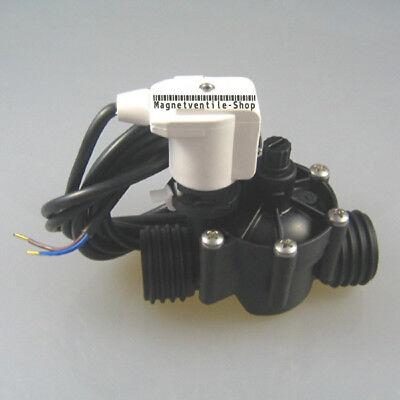 """Elektro-Magnetventil 3/4""""  R3  230 V/AC  2m Kabel, RMV-6301-NC"""