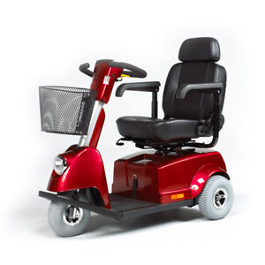 Fortress 1700 DT 3 Wheel Mobile Scooter