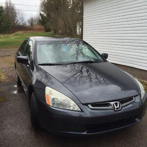 2004 Honda Accord DXG