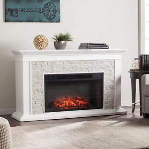 Brand-new fireplace mantle