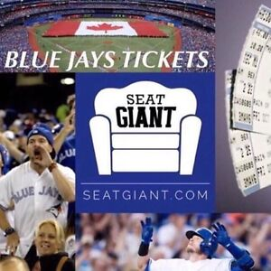BLUE JAYS TICKETS - Final Games + PLAYOFFS! Tonight from $6!!!