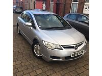 Honda Civic Hybrid*Automatic,low mileage*