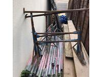Trestles steel