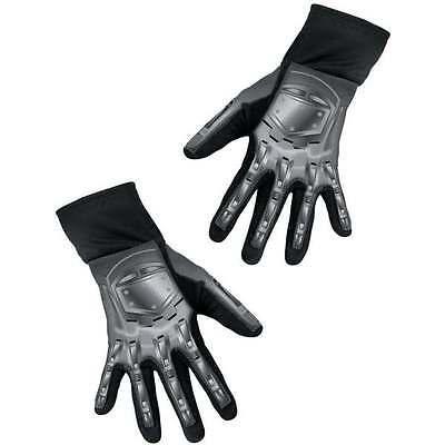 NWT GI Joe - Duke Deluxe Child Gloves Halloween costume Dress (Duke Deluxe Gloves)