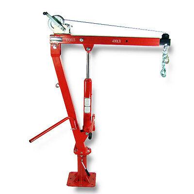 Swinger pwc lift instructions