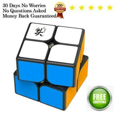 TOP QUALITY Professional 2x2 Magnetic Speed Magic Cube Game BEST Gift for