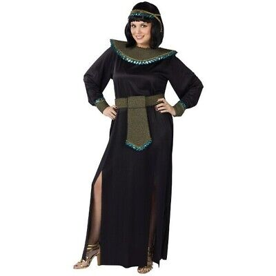 Plus Size Cleopatra (Adult Plus Size Midnight Cleopatra)