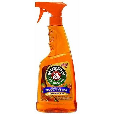 - Murphy Murphy's Oil Soap 22 Oz. Trigger Spray Orange Scent Wood Cleaner 01031