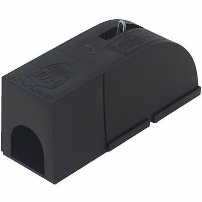 D-CON Ultra Set covered mouse trap  - A BETTER REUSABLE  MOUSE