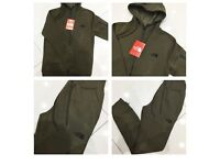Mens north face tracksuit