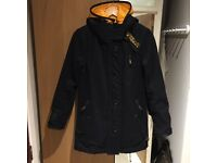 Female Superdry coat