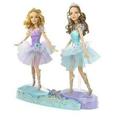 12 Dancing Princesses – Barbie Twin Sisters Doll Rare NRFB (Twin Barbie-puppen)