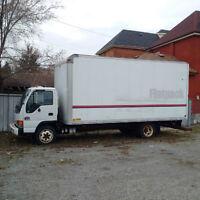 2005 GMC W5500 3 ton