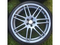 19 inch vw alloy wheels