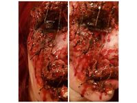 *HALLOWEEN SPECIAL EFFECTS*FACE AND BODY ART GLAMOUROUS