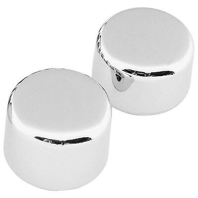 (Bikers Choice Custom Rear Axle Cap Set)