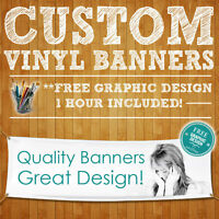 Full Color Banners - Advertising and Event Banners