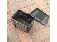 Quad bike battery box
