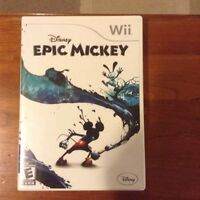 Epic Mickey for wii