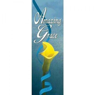 Banner - AMAZING GRACE Indoor Cloth 2' x 6'