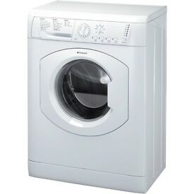 Hotpoint Washing Machine in White