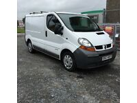 2005 traffic psv June 17 6 speed 113 k good tyres take small px