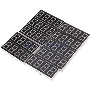 10-x-7-Segment-4-Digit-LED-Common-Anode-Display-Red
