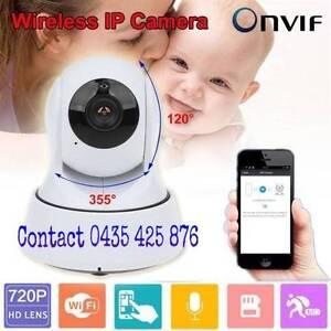 Wifi IP Camera indoor Home Security Surveillance CCTV recording Huntingdale Monash Area Preview