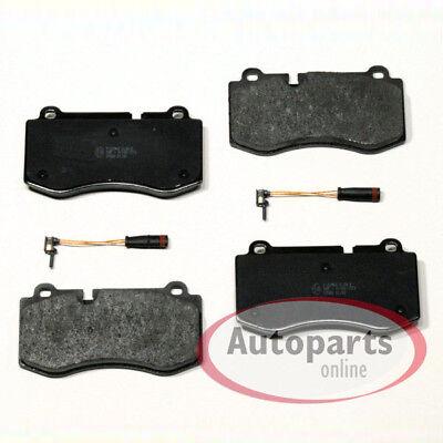 Mercedes SL [R230] - Bremsklötze Bremsbeläge Bremsen für vorne die Vorderachse