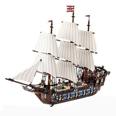 Lego 10210☆Compatibil100% 1717pz☆Pirati Imperial Flagship ► Galeone Imperiale ◄