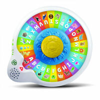 French Version Leap Frog Alphazoo Spinning Wheel
