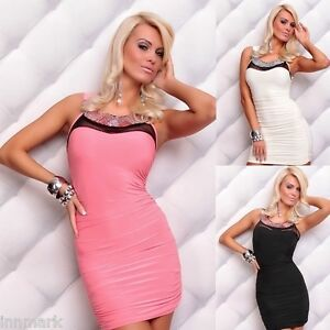 522-WRAP-SEXY-CLUBBING-PARTY-BODYCON-SLEEVELESS-MINI-DRESS-SIZE-S-M-AND-M-L