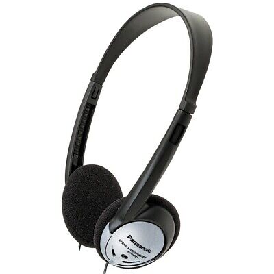 PANASONIC(R) RP-HT21 Panasonic(R) HT21 Lightweight Headphones with XBS(R)