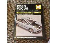 Focus Haynes manual