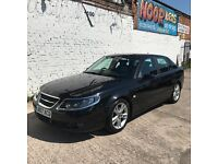 Saab 9-3 2.3 HOT AERO (black) 2007