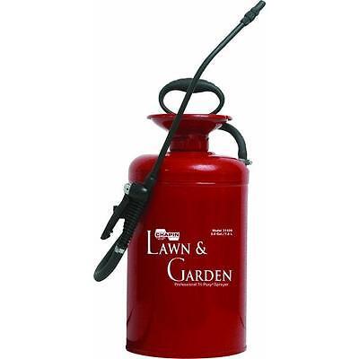 Metal Sprayer - Chapin 2 Gal Metal Hand Pump Garden Sprayer Mod: 31420