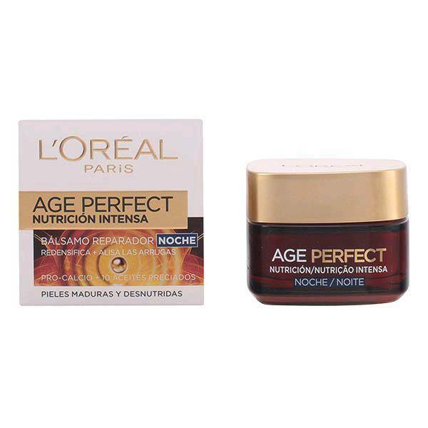 L'Oreal Make Up - AGE PERFECT Intensive Nourising Night Balm 50 ml £19.99