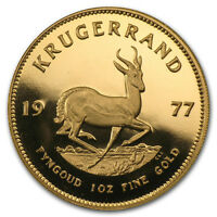 1 oz Gold Krugerrand South Africa