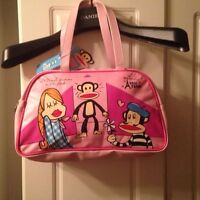 Paul Frank Purse- New With Tags Frenchie
