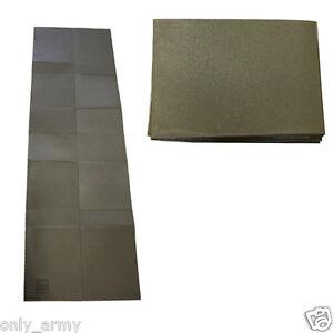 NATO Folding Mat Sleeping Mat Sleeping Bag Mat Camping Army Military Shooting