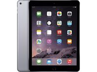 iPad Air 2 Cellular unlocked SPACE GREY NEW