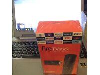 Amazon Fire TVstick