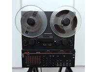 Vintage Fostex R8 8-track Reel to Reel tape recorder