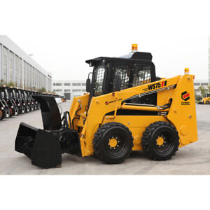 FORWAY WS75 - SKID STEER LOADER